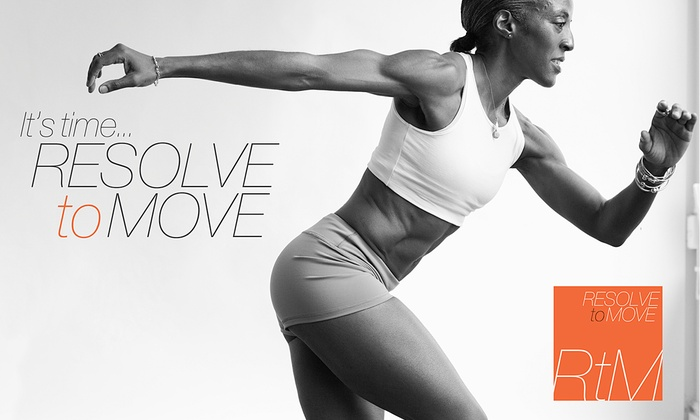 Resolve to Move - Studio 26: Up to 53% Off Personal Training at Resolve to Move