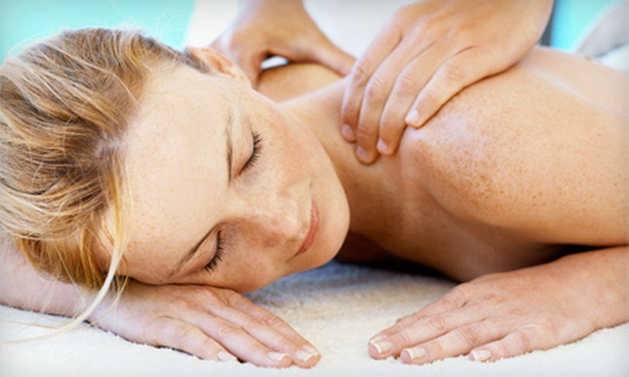 A Time For Healing - Newton Corner: One or Three Hot-Stone Massages or Two Hours of Private Massage Instruction at A Time For Healing (Up to 61% Off)