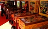 Up to 53% Pacific Pinball Museum
