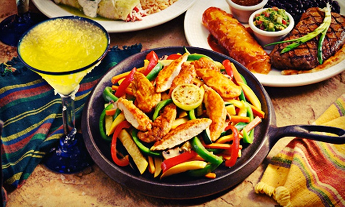 Oscar's Pinatas - Tewksbury: Authentic Mexican Cuisine at Oscar's Pinatas (Up to 53% Off). Two Options Available.