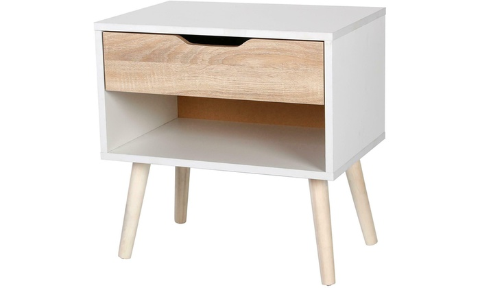 Nordic Bedside Table from £24.98 (68% OFF)