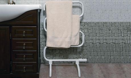 Calefactor de toallas eléctrico