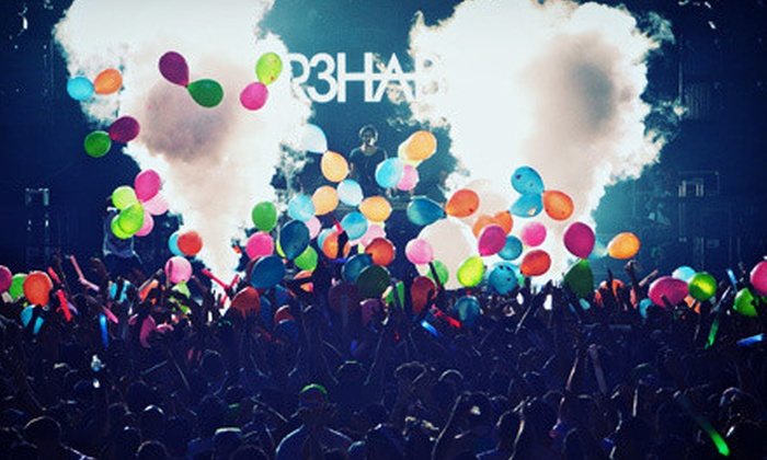 Life In Color: 2013 Rebirth Tour - Riverside: Life In Color: 2013 Rebirth Tour at Spokane Arena on Friday, October 11, at 7 p.m. (Up 36% Off)