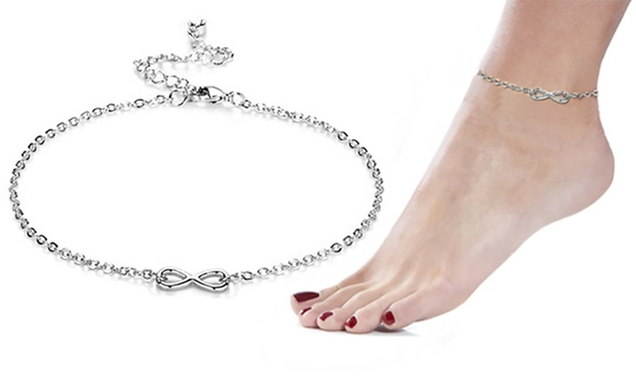 Cavigliere con cristallo Swarovski®