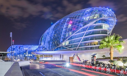 Lunch or Dinner Buffet with Drinks and Optional Pool Access for Up to Four at Yas Viceroy (Up to 67% Off)
