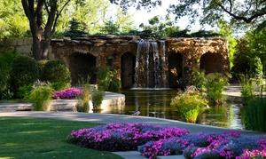 30% Off Admission to Summer at the Arboretum at Dallas Arboretum, plus 6.0% Cash Back from Ebates.