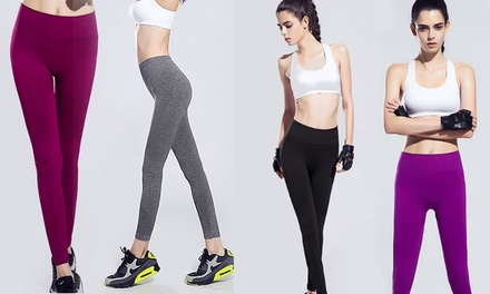 Slimming and Shaping Leggings from AED 59 (Up to 33% Off)