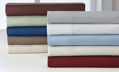 Wexley Home Microfiber 4-piece Sheet Set (Queen & King)