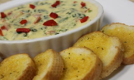$12 for $18 Towards Italian Cuisine for Dinner at Café Sicilia. Three Locations Available. f012c661-a214-49cb-b807-4b308efdedad