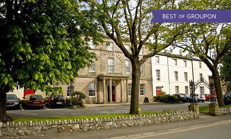 Caernarfon: 2 Nights for Two with Meals, Leisure and Spa Access and Late Check-Out at Celtic Royal Hotel