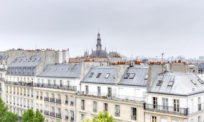Tage Paris Bahn Hotel