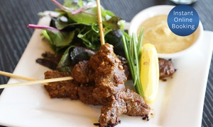Elixir Bar And  Bistro: $25 for $50 to Spend on Food and Drinks for Minimum Two People at Elixir Bar And Bistro