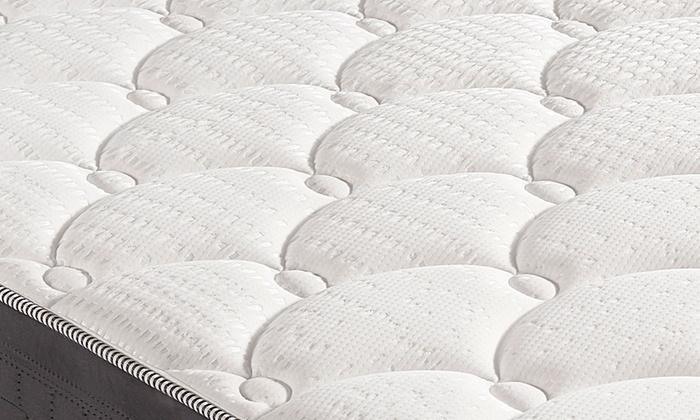 simpur memory schaum matratze groupon goods. Black Bedroom Furniture Sets. Home Design Ideas