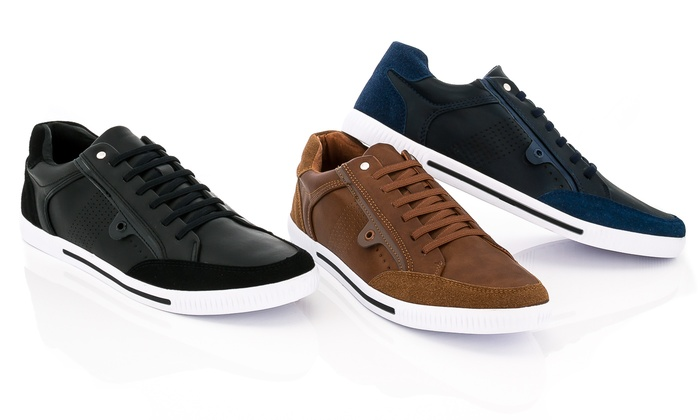 Franco Vanucci Men's Jess-2 Sneakers