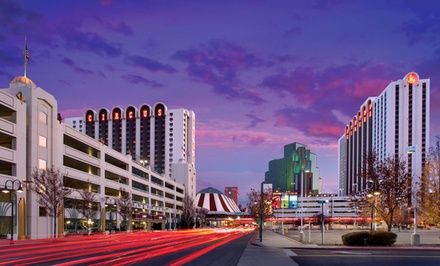 Stay at Circus Circus Hotel & Casino Reno in Nevada. Dates into March.