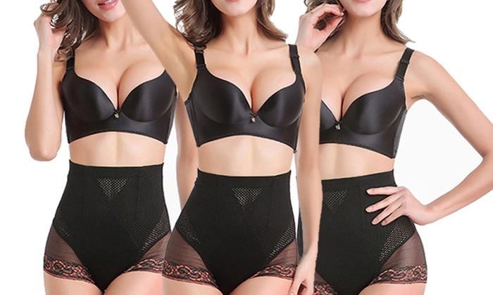d1fc90c1a3 High Waist Tummy Control Butt Lifter Body Shaper. Plus Sizes Available