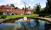 Pinewood Hotel - Slough: Buckinghamshire: 1 or 2 Nights for Two or Four with Breakfast and Optional Dinner or Pizza at 4* Pinewood Hotel