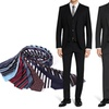 Gianni Uomo Men's 3-Piece Suit and Free Tie