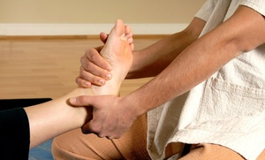 50% Off 90-Minute Thai Massage  at Healthy Roots Massage, plus 9.0% Cash Back from Ebates.