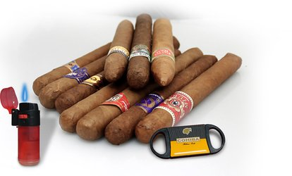 Image Placeholder For Summer Samplers By Mikes Cigars