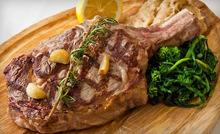 Upscale Italian Meal for Two on Monday-Thursday - Trattoria Cinque in Manhattan