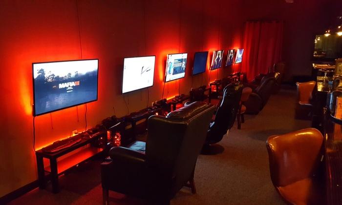 Arcade Beast Mode Gaming Lounge Groupon