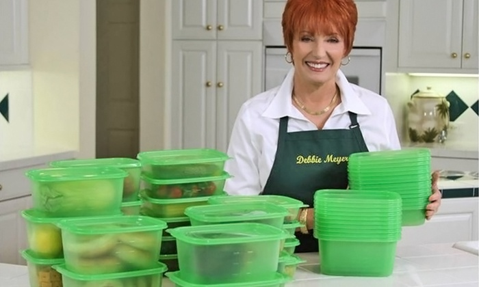 Debbie Meyer GreenBoxes and GreenBags (42-Piece Set) ...  sc 1 st  Groupon & Debbie Meyer GreenBoxes and GreenBags (42-Piece Set) | Groupon