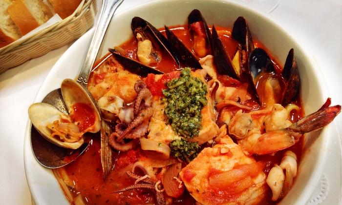 Alvarado fish steak house alvarado fish and steak for American italian cuisine