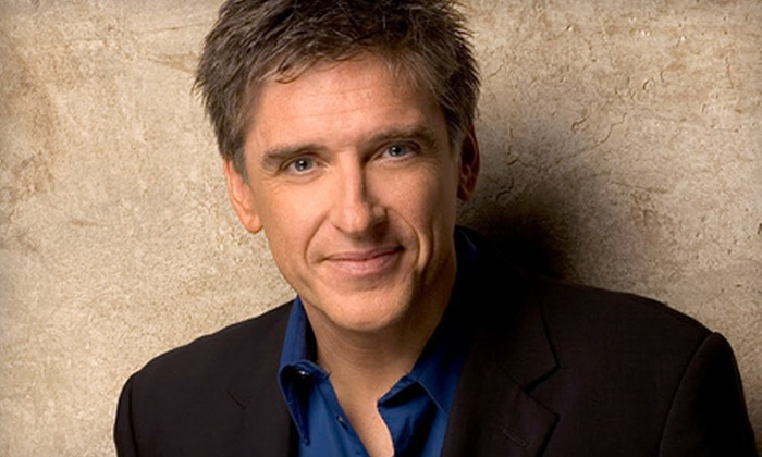 Craig Ferguson - Downtown - Penn Quarter - Chinatown: $29 to See Craig Ferguson's Standup Show at the Warner Theatre on Friday, November 16, at 10 p.m. (Up to $58.50 Value)