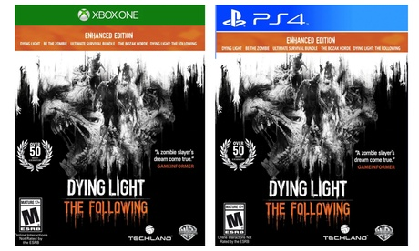 Dying Light: The Following Enhanced Edition for PS4 and Xbox One 2a13113a-23d4-11e7-b839-00259069d7cc