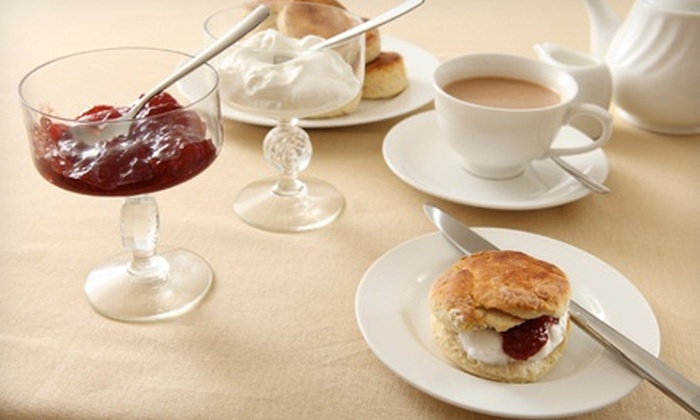 Queen's Bakery - Costa Mesa: Afternoon Tea for Two or $25 for $45 Worth of Baked Goods and Café Food at Queen's Bakery