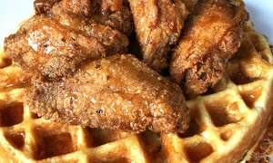 Drae's Lake Route: Southern-Inspired Comfort Food at Drae's Lake Route Eatery (Up to 45% Off). Two Options Available.