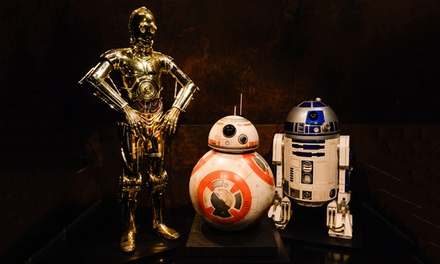 Final Weeks: Star Wars, Body Worlds, and The Vikings at Discovery Times Square (July 11–August 14)