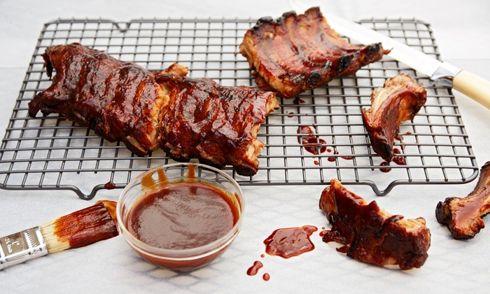 TC's Rib Crib - Spring Valley: Barbecue for Lunch, Dinner, or Catering at TC's Rib Crib (Up to 47% Off)