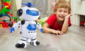 Robot danseur lumière et son
