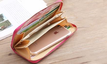 Multi-Compartment Mobile Wallet