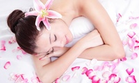 50 Min. BABOR Relax-Massage oder Gesichtsbehandlung inkl. Spa-Tageskarte im Emotion Spa Hamburg (bis zu 59% sparen*)