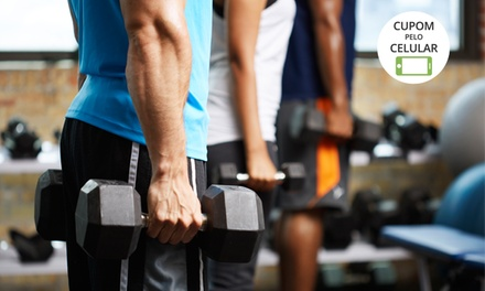 Nine Fitness – Imbiribeira: 1, 3, 6 ou 12 meses de musculação e ginástica