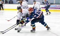 Tickets to Edinburgh Capitals v Manchester Storm, 29 January at Murrayfield Ice Rink, from £5 (Up to 49% Off)