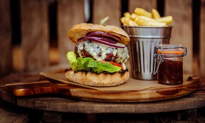 image for Two-Course Meal for Two or Four at Radisson Blu, City Center Glasgow (50% Off)