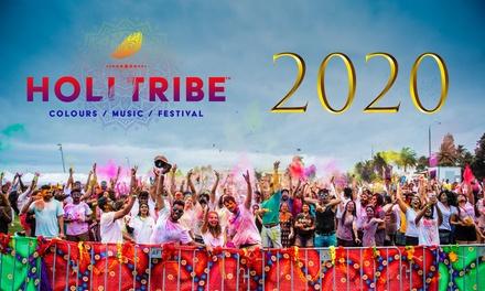 Holi Tribe Festival 2020 Melbourne: Entry , 29 February, St Kilda Beach