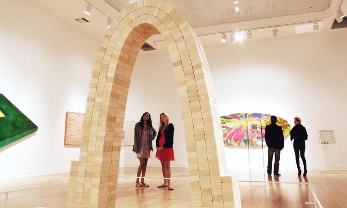 Laguna Art Museum - Laguna Beach: Laguna Art Museum Visit for Two, Four, or Six (Up to 50% Off)