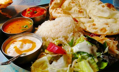 Menu d'asporto da Flavour of India