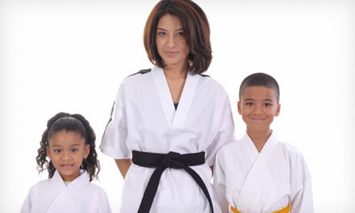 New Life Martial Arts - Port Orange: Four or Six Weeks of Boot-Camp Classes at New Life Martial Arts (Up to 62% Off)