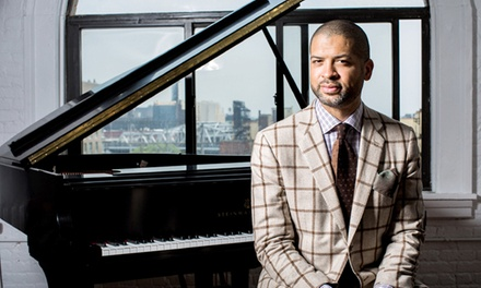Jason Moran: Harlem Nights/U Street Lights at Apollo Theater on Saturday, May 9, at 8 p.m. (Up to 52% Off)