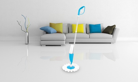 Microfiber Mop with Spray Deposit