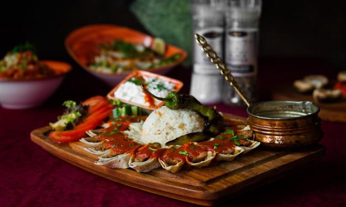 Turks vier vijfgangen keuzemenu restaurant lalezar for Turkse reisbureau den haag