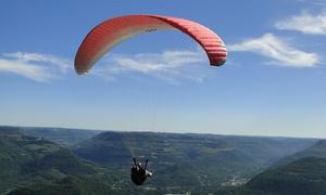 Parapente La Sierra: $649 en vez de $1300 por vuelo de bautismo en Parapente La Sierra