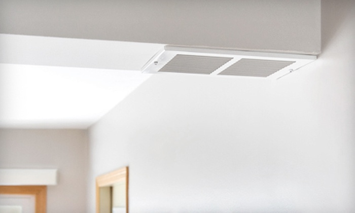 Pacific Breeze Air Duct Services - San Francisco: Air-Duct Cleaning with Optional Dryer-Vent Cleaning from Pacific Breeze Air Duct Services (Up to 74% Off)