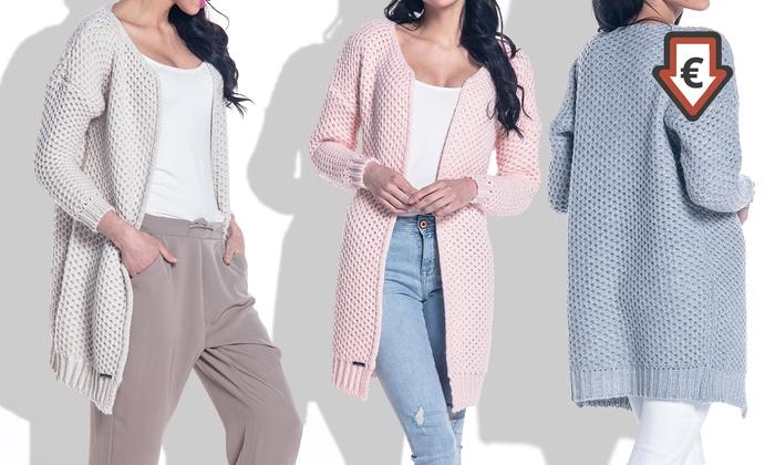 Groupon Goods Global GmbH: Damen-Cardigan Shea in der Farbe nach Wahl